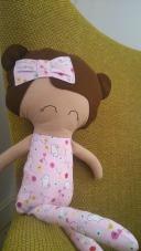 Meet Rosebud: Handmade Dolls by Layla Oates